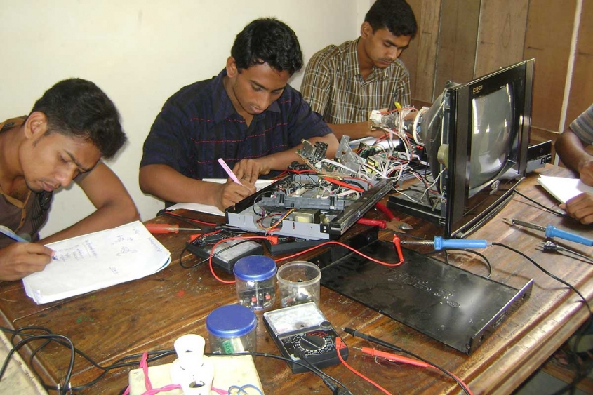 Phenomenal Vocational Training Center Vtc Wiring Digital Resources Funapmognl